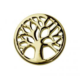 Stow 9ct Tree of Life Charm image