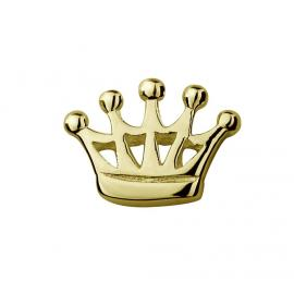 Stow 9ct Crown Charm image