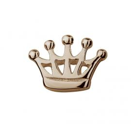 Stow 9ct Rose Crown Charm image