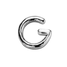 Stow Stg Letter G Charm image