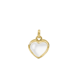 Stow 9ct Yellow Petite Heart Locket image