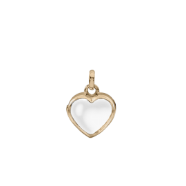 Stow 9ct Rose Gold Petite Heart Locket image