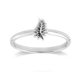 Stow Sterling Silver NZ Fern Ring image