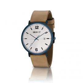 Union St. Joshua Blue and Beige Watch image