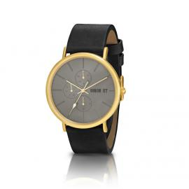 Union St. Callum Gold And Gun Metal Watch image