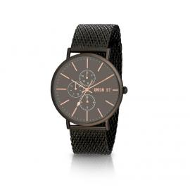 Union St. Ethan Gun Metal Grey Watch image