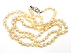 Caring For Your Pearls
